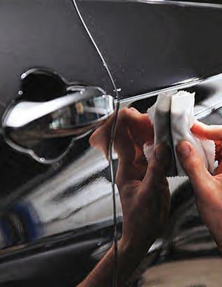 Покрытие керамикой авто в Воронеже